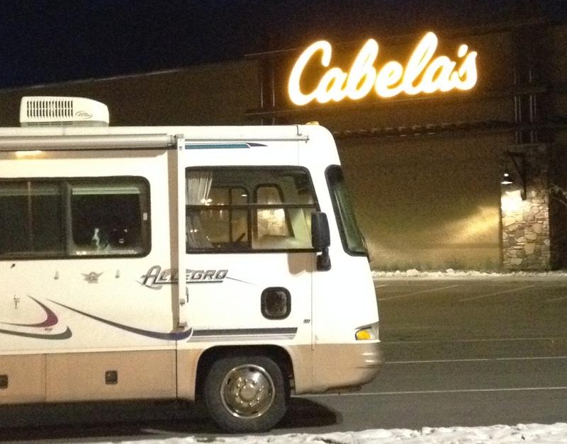 Boondocking 101: Camping at Alaska's Wal-Marts