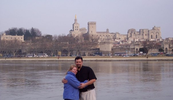 popes palace-france