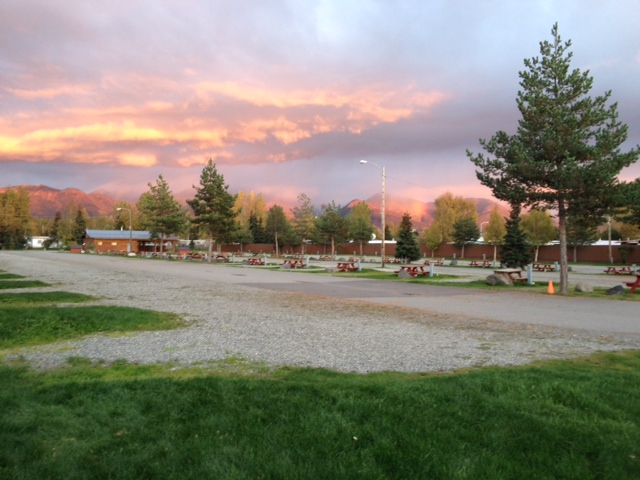Alaska RV Parks: Anchorage…