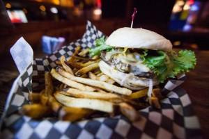 Long Branch Burger Courtesy of Tara Young