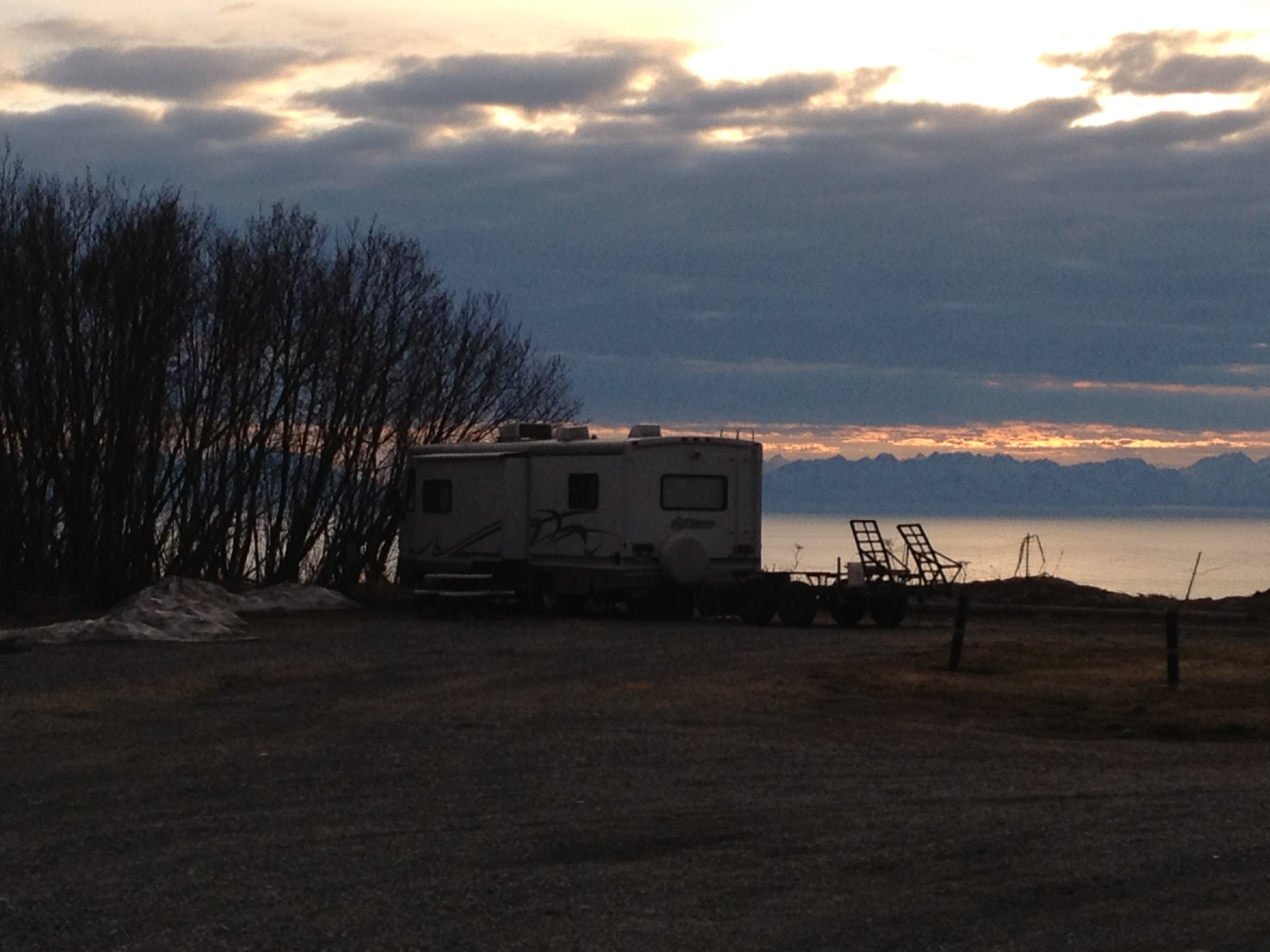 Our Top 5:  Favorite Places to Camp on the Kenai Peninsula