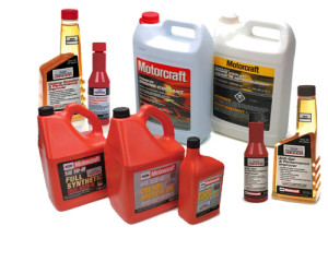 A variety of fluids will come in handy on a 4,000 + mile road trip.
