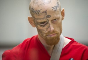 Photo courtesy of Alaska Daily News.  This guy was convicted after multiple crimes that ended with him shooting an Anchorage Police Officer.