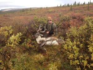 Eating Alaskan wild game is one of the many healthy benefits to living up here.