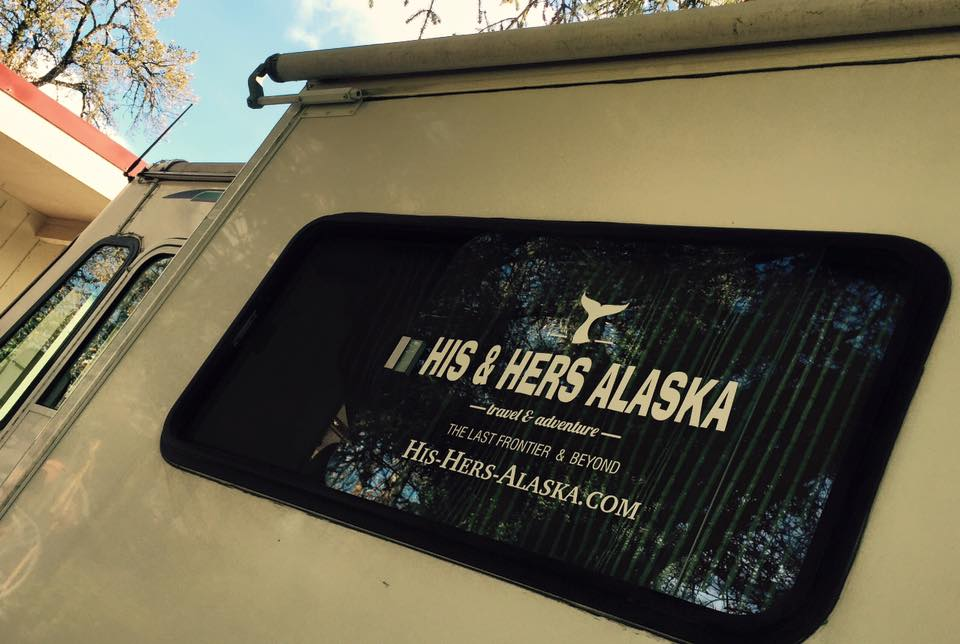 His & Hers Alaska: Ready to Hit the Road!